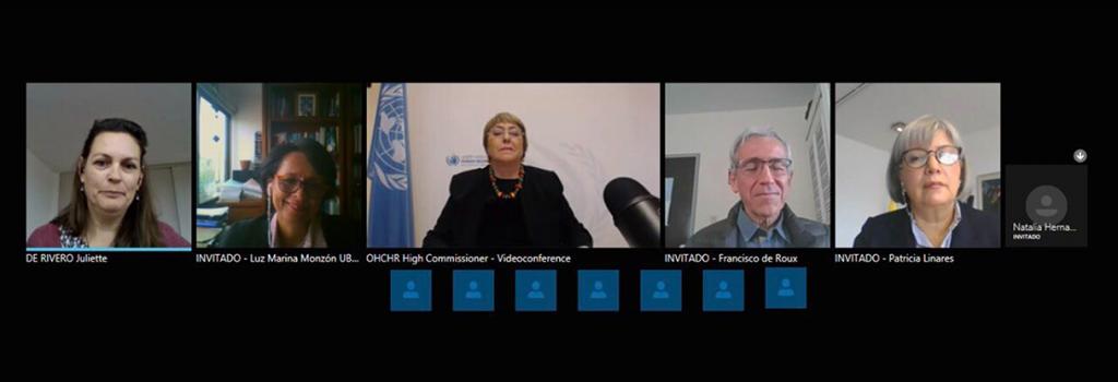 Naciones Unidas y Sistema Integral de Verdad Justicia, Reparación y No Repetición