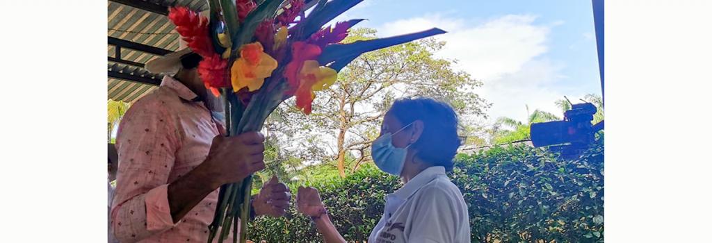Unidad de Búsqueda encuentra con vida a una persona desaparecida hace 35 años