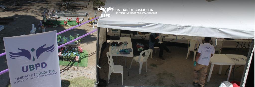 La Unidad de Búsqueda de Personas dadas por Desaparecidas recupera 27 cuerpos del cementerio de La Dorada (Caldas)