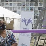 La Unidad de Búsqueda de Personas dadas por Desaparecidas avanza con el Plan Regional del Magdalena Caldense en el cementerio La Dorada, Caldas